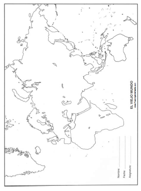 mapa para imprimir gratis paraimprimirgratiscom mapa del viejo mundo para imprimir gratis