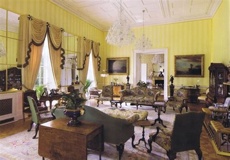Stately Home Interiors A Stately Home Restoration Traditional Living Room Other By Malcolm Duffin Design