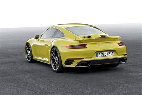 Porsche 991 Turbo S by Porsche 911 Turbo S 991 2 Specs 2016 2017 2018