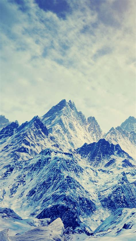 wallpaper for iphone mountains ice and snow mountains the iphone wallpapers