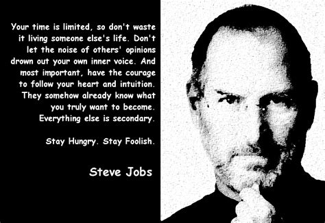 Steve Quotes Ecoworldreactor Quot Steve Quot Stay Hungry Stay Foolish