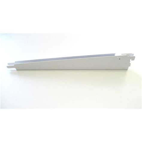 clever closet 350mm white wardrobe bracket bunnings