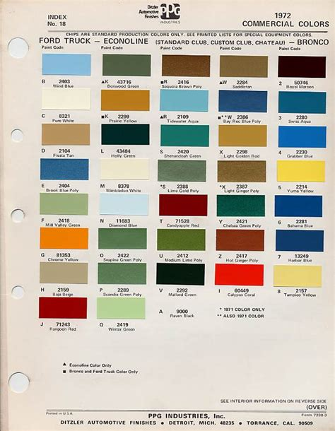 1952 ford f1 paint colors html autos post