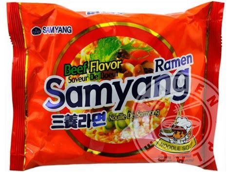 Ramen Samyang the official ramen thread page 2 random onehallyu