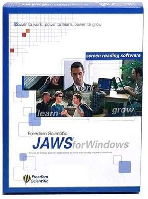 software jaws pro version 14 jaws screen reading software standard