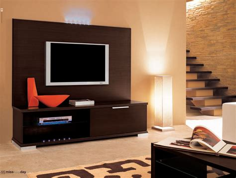 Tv Unit With Cupboards lcd tv cabinet designs an interior design