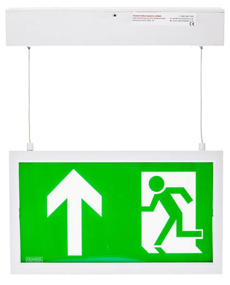 Hanelle Exit emergency exit signs ls lighting tradesparky