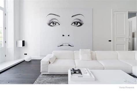 arredamento bianco la casa moderna total white a casa di guido