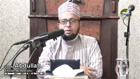 Syarah Riyadhush Shalihin 5 Jilid syarah riyadhus shalihin bab 272 273 ustadz abdullah sholeh al hadrami