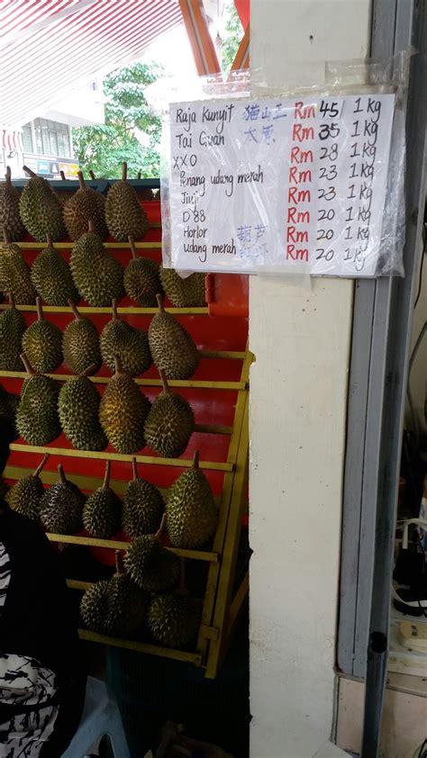 wallpaper dinding murah kuala lumpur makan best buffet durian pj kl kuala lumpur food hunt