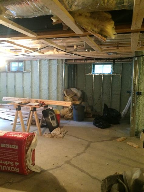 basement science fantastic finished basements begin with building science the wiese company
