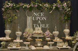 Great idea for an enchanted forest dessert table