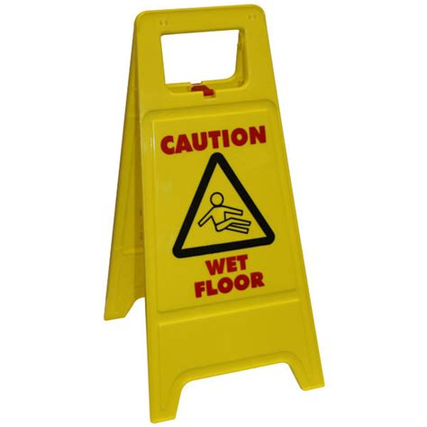 Gorgeous Wet Floor Signs To Choose