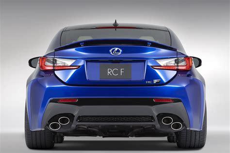 lexus rc f exhaust 2015 lexus rcf leaked myg37