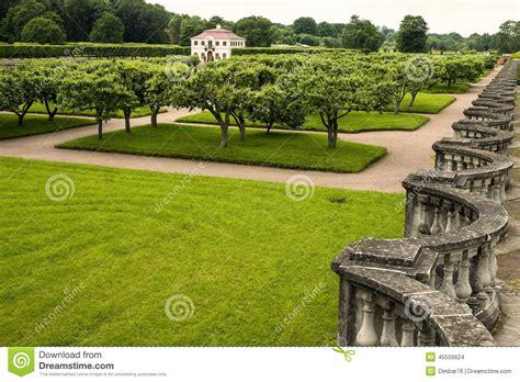 Green Gardens by Green Gardens Of Peterhof Russia Stock Photo Image