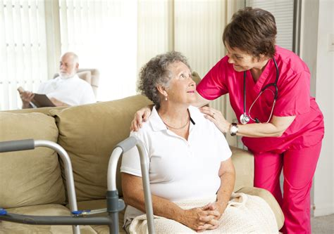 home care services in maryland advanced nursing home