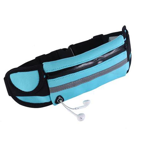 sports belt fitness waterproof black jakartanotebook
