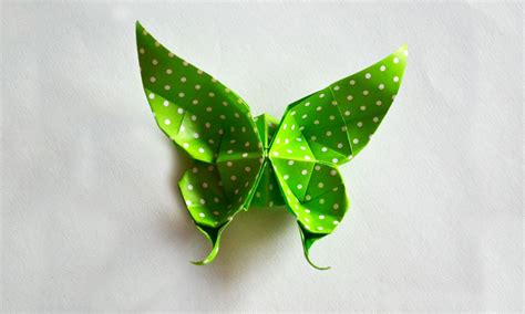 Butterfly With Paper - how to make paper butterfly butterfly origami