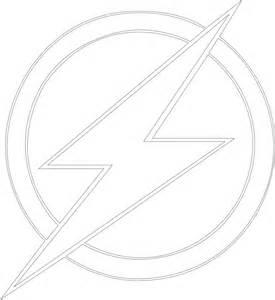 Flash Symbol Outline by Kid Flash Logo Outline By Mr Droy On Deviantart