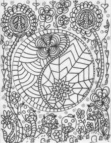 painting coloring abstract coloring pages coloringsuite