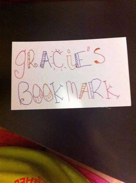 cool ways to write gracie crafts