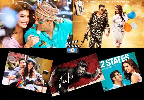 Top Box Office 2014 by Highest Grossing 2014 Box Office Collection