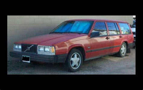 ruby   volvo  gl turbo wagon offer volvo forums volvo enthusiasts forum