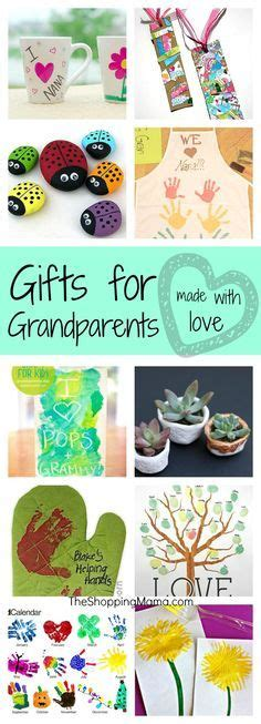 Handmade Gifts For Grandparents - 17 best ideas about great grandparents on