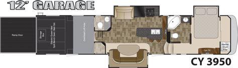 cyclone rv floor plans 2010 cyclone 3950 hd edition autos post