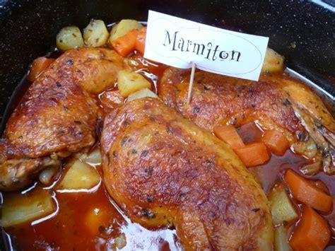 cuisses de poulet faciles et qui changent recette de