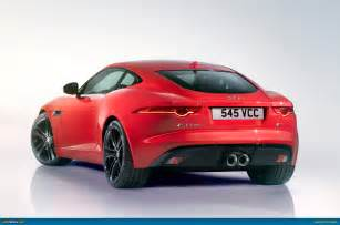 Jaguar F Type Photos Ausmotive 187 La 2013 Jaguar F Type Coup 233 Revealed