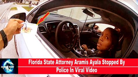 Florida State Attorney Search Florida State Attorney Aramis Ayala Stopped By In Viral