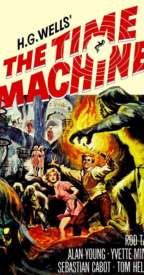 The Time Machine the time machine 1960 imdb