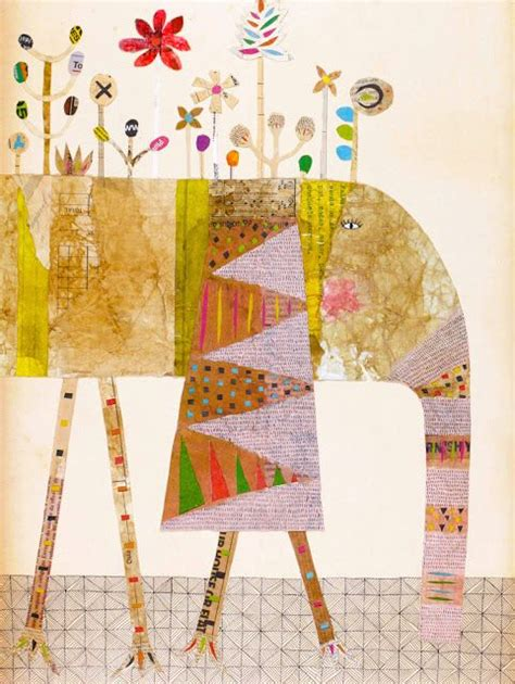 collage illustrations in picture books 17 best images about assemblage bricolage collage