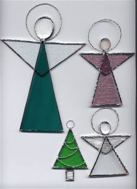 stained glass christmas ornaments 2003 flickr photo