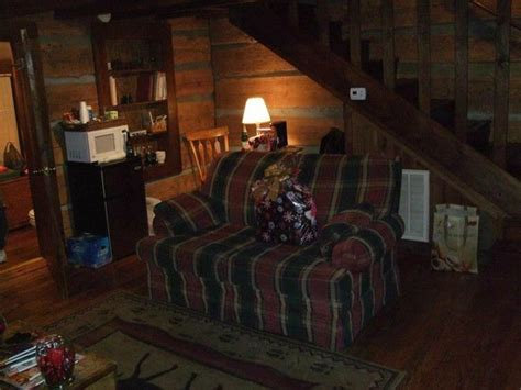 the living room pilot mountain nc the barrel shaped sauna a few scary spider webs inside picture of pilot knob inn