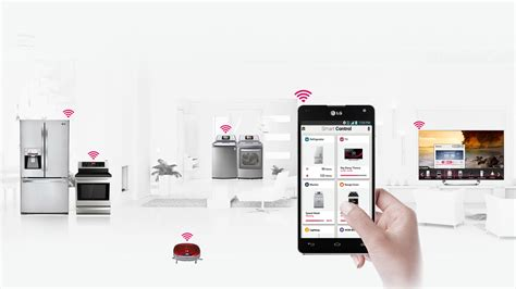 lg smart home market in india smahome