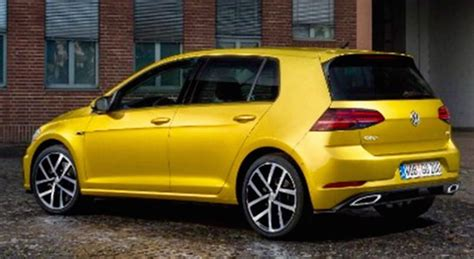 volkswagen golf gt 2017 volkswagen golf revealed in leaked images
