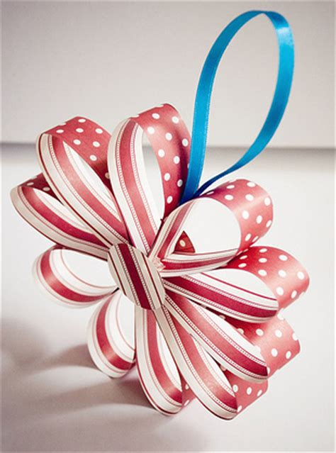 Ornaments Paper Crafts - make a pretty paper ornament 187 dollar store crafts