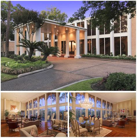 beyonces house beyonc 233 s momma tina knowles lists houston house variety
