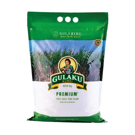 Gula Pasir 500gram jual gulaku premium 5 kg harga kualitas terjamin blibli