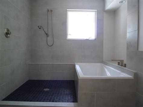 Modern Bathroom Tub Tile Shopping For Tile Stores In Concrete Look Tiles