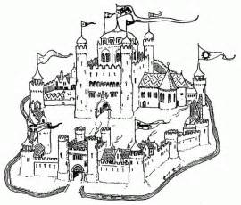 castle coloring pages free printable coloring pages castle coloring pages christmas coloring