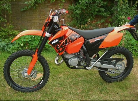 Ktm 380 Exc 1999 Ktm 380 Exc Pics Specs And Information