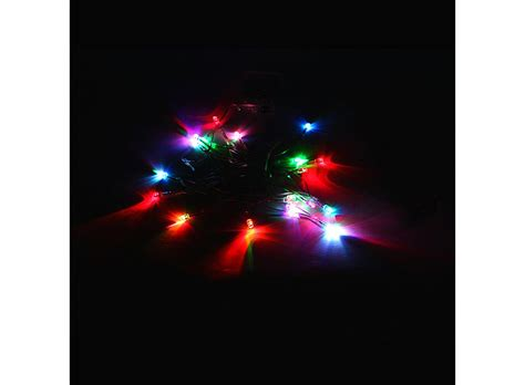 Decorative Led String Lights by Led Decorative Battery String Light Colorful 20