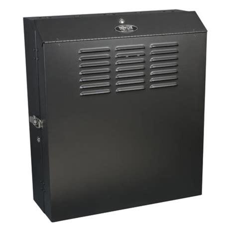 smartrack 6u wall mount rack enclosure cabinet tripp lite smartrack 6u wall mount rack enclosure cabinet