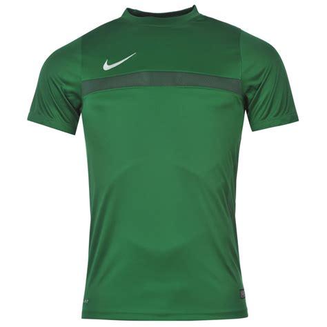 Nike Soccer Shirt nike academy football jersey mens green shirt top