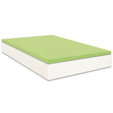 styrofoam walmart hometrends 1 25in memory foam topper walmart ca