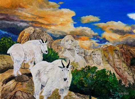 100 mount rushmore paint color mount rushmore 190x280cm 74 8x110 2 inch acrylic on canvas
