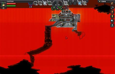 how to get up from bottom floor starbound building ship show your house d page 94